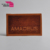New Fancy Jeans PU Leather Tag For Garment