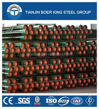 API 5CT J55 oil casing , seamless steel pipe manufacturer