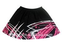 Netball Uniform Skirt Sublimation Skirt and Top Netball Custom Team Wear