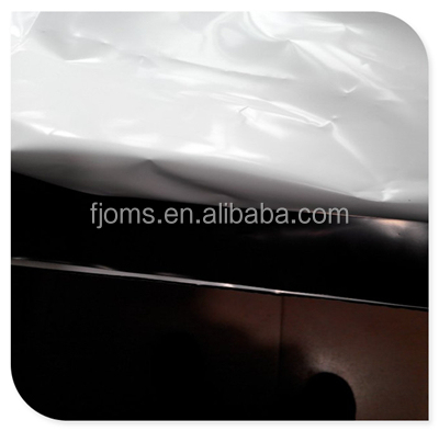 LDPE masking film black/white coex for industrial use