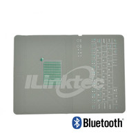 Ultra thin 7.9inch Leather Keyboard Case bluetooth keyboard case for nook hd