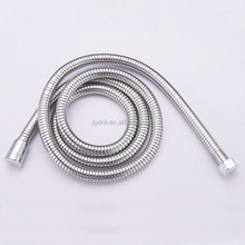 Double Lock Flexible Extension Stainless Steel Shower Hose with Brass Nut and EPDM Inner tube, X18273