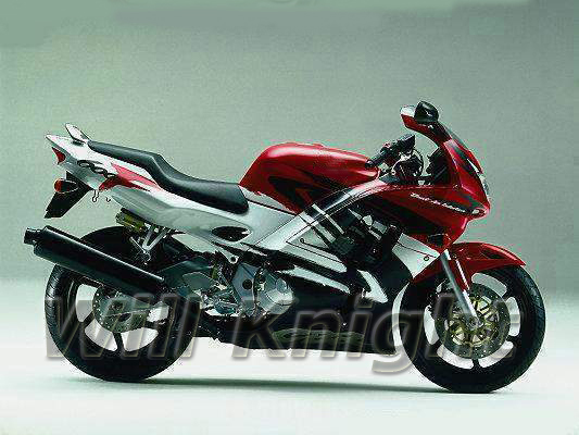 Custom Motorcycle Body Kits for Honda CBR600 F3 97 98 CBR 600 1997 1998 Red White Black