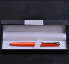 luxury pen gel ink featured office use metal calligraphy fountain pen