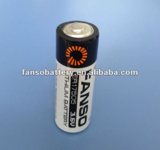 FANSO size A Lithium Battery ER17505H LS17500