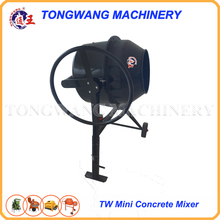 TW140 mobile gasoline cement mixer 140L