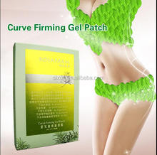 Herbal Customized Label Medicine Weight Loss Body Fat Burning Magnet Slimming Patch