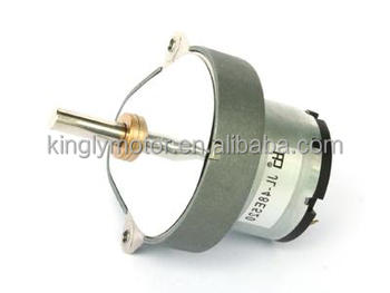 Low noise electric micro dc gear motor permanent magnet dc for Low noise dc motor
