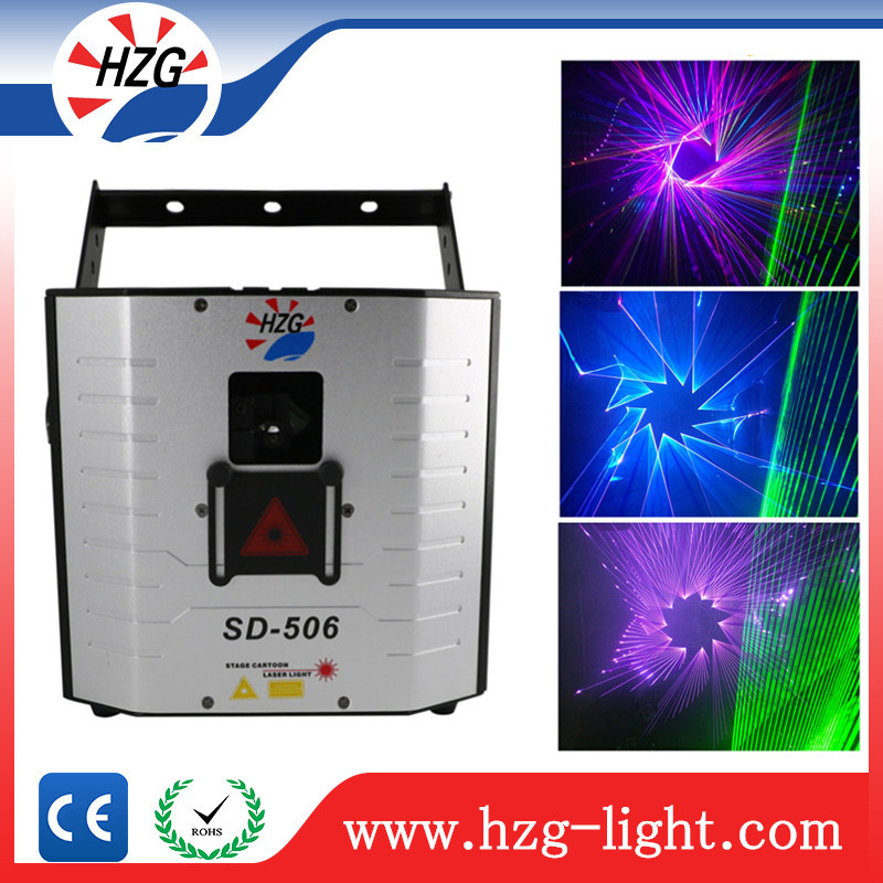 High Quality Indoor Laser Lights 5w Rgb Laser Light Laser Christmas Lights