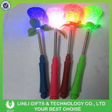 LED Flower Stick With Light