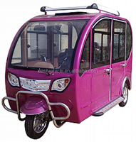 Professional Manufacturer Differential Motor Electric Auto Rickshaw In Bangladesh