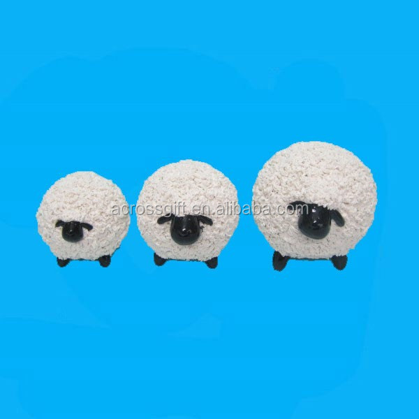 Handmade ceramic sheep