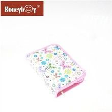 2015 new arrival fresh fancy cute flower pencil case for teenagers