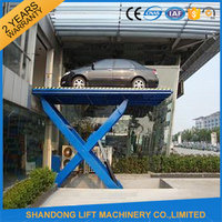 Car parking system car elevator parking systems with CE