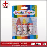 Hot selling factory supply bath book with soap crayons