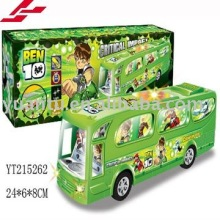 B/O ben10 bus with music and light