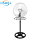 "Painuo 18"" 80W ultra-quiet 3 in 1 Industrial metal industrial stand metal fan"