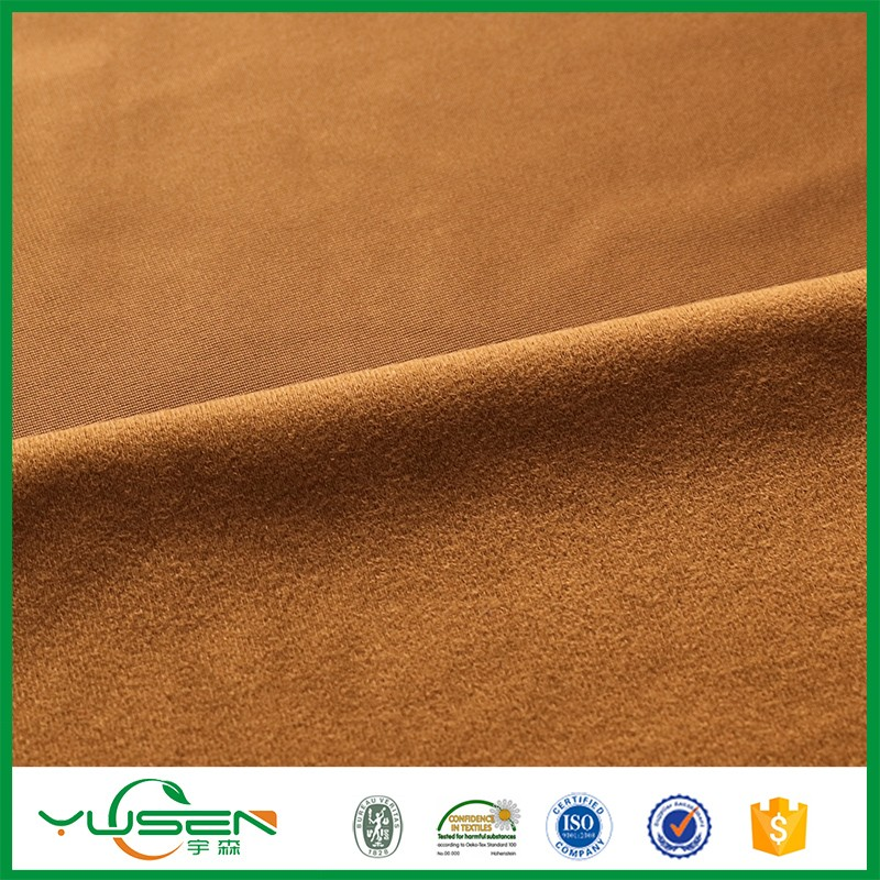 Make-to-order tricot fabric,polyester warp knit fabric,stable quality Mercerized velvet
