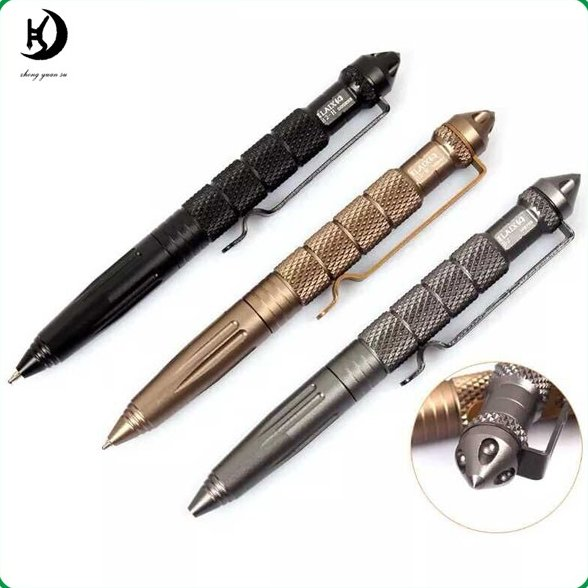 S-2 Tactical Defense Survival pen outdoor camping Tool Aviation Aluminum Self Protection Weapons pen