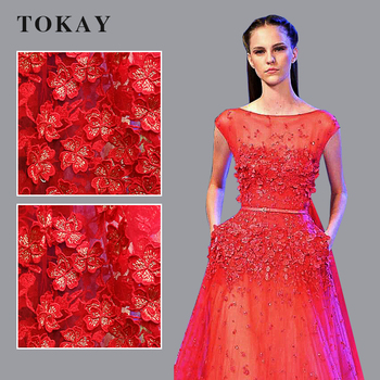 2017 new arrival french net lace for lady in wedding or party