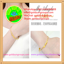 gold 92367 goldzun Daily wear O gold plating earring best seller vogue jewelries