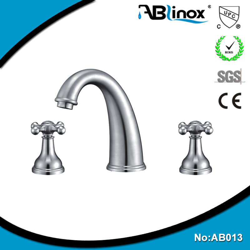 304 stainless steel bathroom touch sensor kitchen faucet