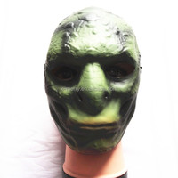 X-MERRY Halloween masquerade plastic mask cheap wholesale party half face mask