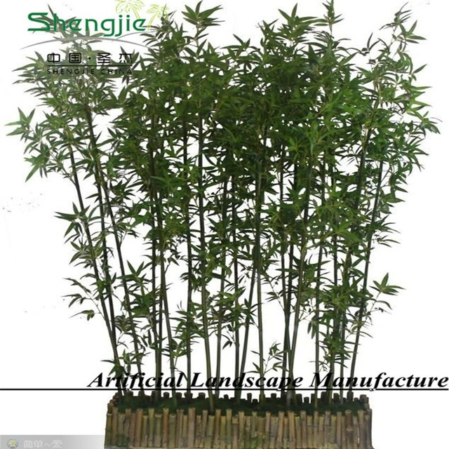 kinds of style fake bamboo 180 height with high quality and good price