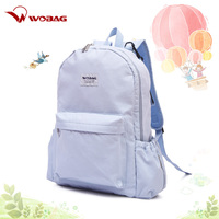 Hot Selling Cotton Travel Backpack Baby Diaper Bag