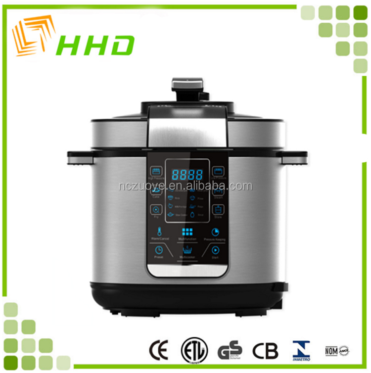7 In 1 Multi-Functional Intelligent pressure cooker spare parts