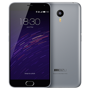 "Original Meizu M2 Note 4G FDD LTE Dual SIM Mobile Phone 5.5"" 1920X1080P MTK6753 Octa Core Android 5.0 Lollipop 2GB RAM 13MP GPS"
