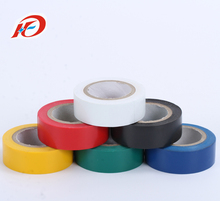 2016 Single sided low voltage adhesive pvc electrical insulation tape