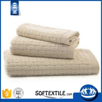china supplier sex custom-made red towels and bathmats