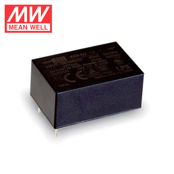 Mean well 2W 12V 167mA Power Supply Encapsulated Type IRM-<strong>02</strong>-12