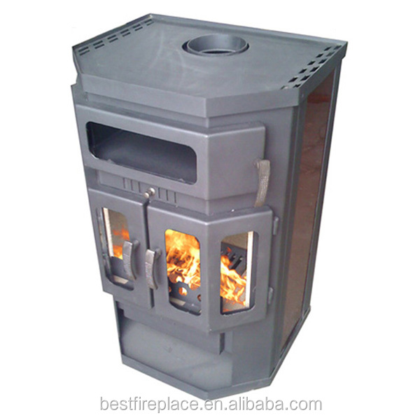 Wood Stove Oven : Wood Burning Stove With Oven - Buy Wood Burning Stove With Oven,Wood ...
