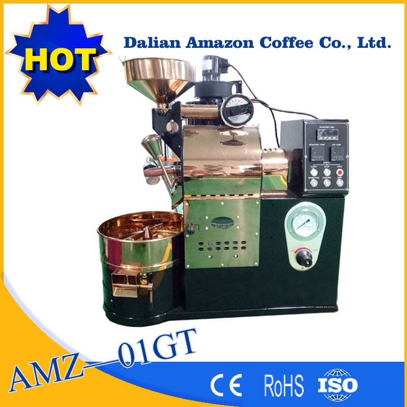high level coffee technology 1 kg commercial coffee roasting machine home usage coffee roaster