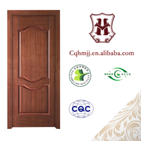 Solid wood interior door rustic in China
