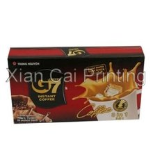 Coffee PAPER BOX Packaging, alibaba china