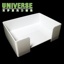 UNIVERSE factory wholesale luxury plastic dog kennel direct indoor large acrylic dog kennel