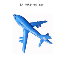New design cheap self assemble big toy plane manufacture