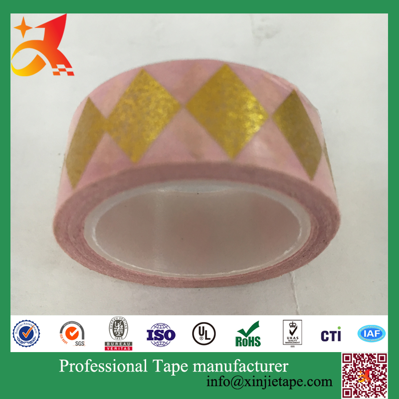 Best Sale Free <strong>Samples</strong> high quality paper Tape for kids adhesive tape