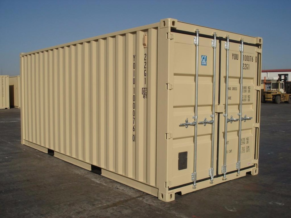 20 ft shipping container dry container type 20 length feet container