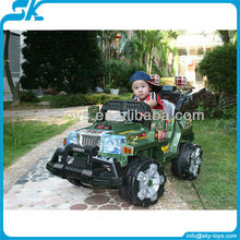 !Children drive vehicle, rc ride on car jeep, kids ride on remote control power car