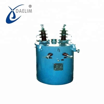 Factory direct price 11kv 50kva single phase distribution transformer