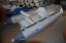 RIB360 boat rigid floor with pvc boat china cheap RIB boat