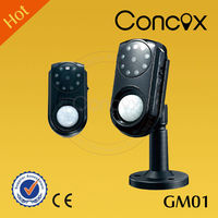 Concox china manufacturing video camera GM01 battery security camera sd card /mini wireless hidden camera
