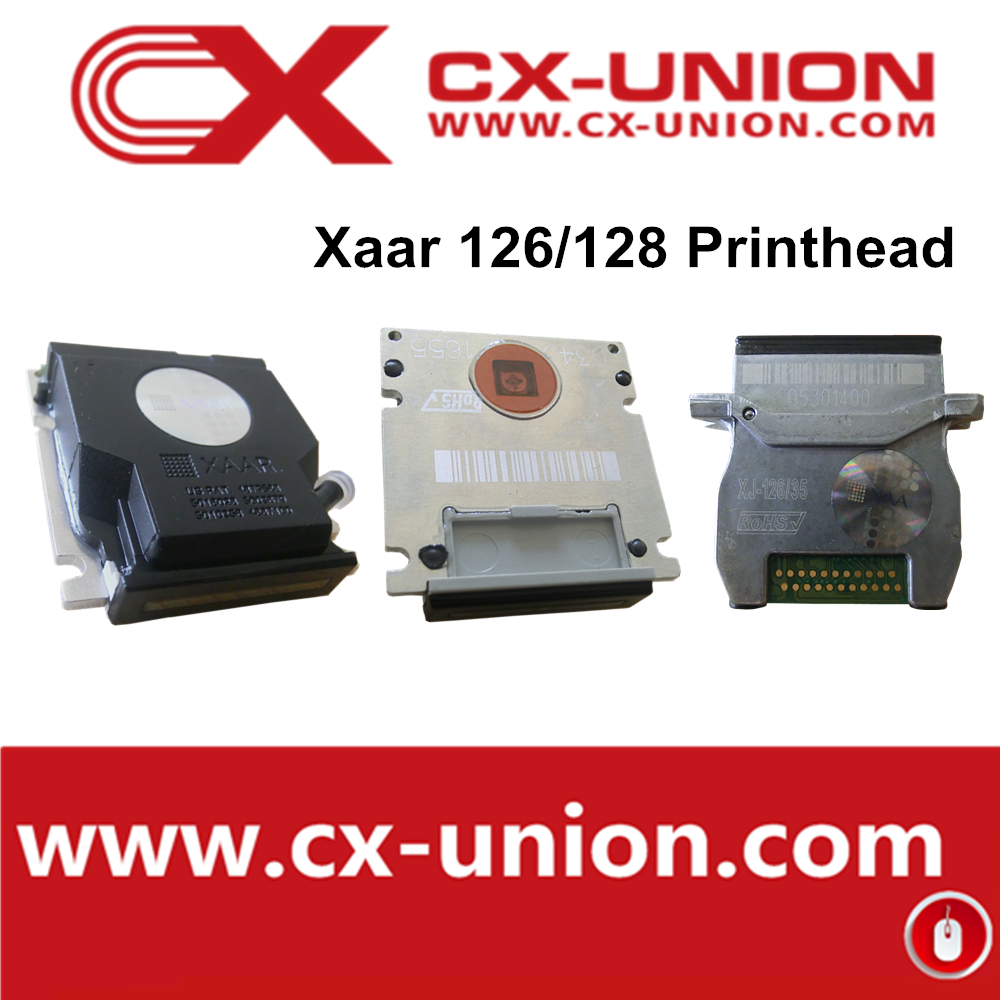 newest XAAR 126 128 solvent printhead to sale