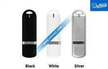 Metal swivel memory stick shell for usb thumdrive 8g