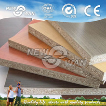 Melamine Chipboard/ Melamine Particleboard with competitive price