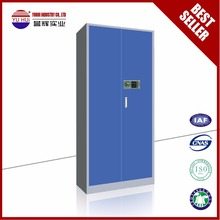 simple design bedroom wardrobe high quality steel almirah from China